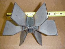 """FAN BLADE 300 & 400 CFM (9 1/2"""")"""""""